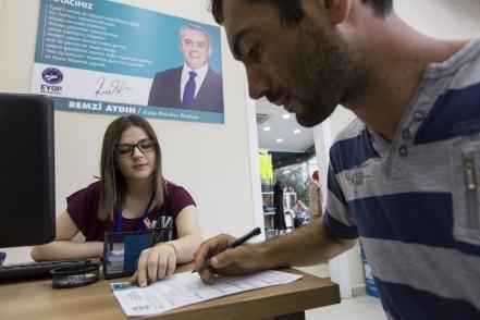 Eyüpsultan Belediyesinden öğrencilere part-time iş imkânı