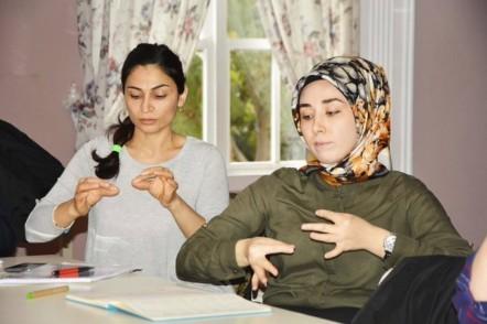 Şeker Hayat'ta işaret dili eğitimleri başlıyor