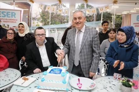 Eyüpsultan Engelli Sürekli Eğitim ve Rehabilitasyon Merkezi, ESER, Servis Komisi Kursu, doğum günü