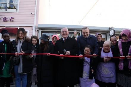 Duyu Bütünleme Merkezi, Eyüpsultan Belediye Başkanı Remzi Aydın, Sosyal Sorumluluk Projesi
